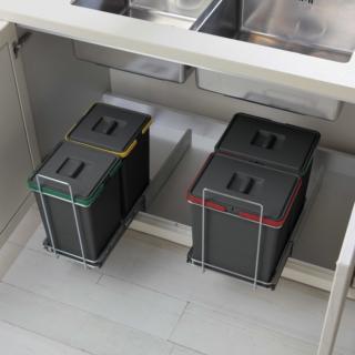 Sortowniki na śmieci – seria ECOFIL