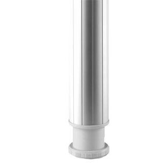 Nogi o profilu okrągłym i średnicy 60mm